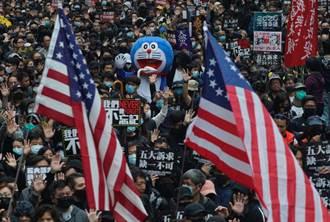 香港萬人元旦遊行 2020年繼續抗爭