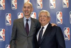 NBA》前總裁史騰過世 詹皇發文悼念