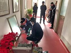 總統大選敏感期間 金門副縣長辦公室遭入侵