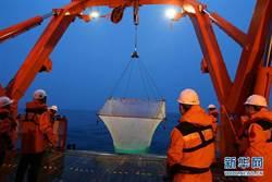 2020年「雪龍2」號的南極第一網魚