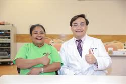 帛琉護理人員赴台 以達文西手術切除乙狀結腸憩室