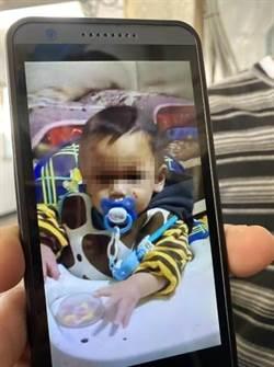 10月嫩嬰疑遭生母和男友人活活虐死 生父誓言討公道