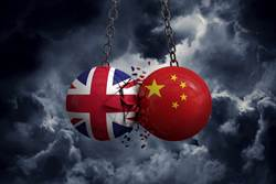 英國黑手伸進香港  陸企赴倫敦上市喊卡