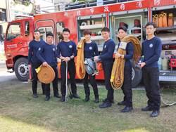 《火神的眼淚》溫昇豪、陳庭妮、林柏宏詮釋消防員人生