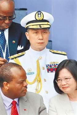 沈一鳴殉職 總統府前侍衛長劉志斌暫代參謀總長