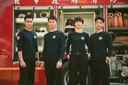 陳庭妮考取救護證照 溫昇豪進火場體驗生死一瞬間