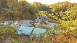 竹東垃圾山快剷平了
