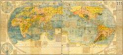 消失了的傳統地圖