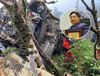黑鷹殉職駕駛葉建儀全家上月出國旅遊 2幼子不知爸爸走了