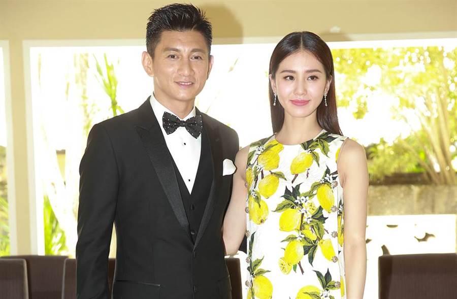 吳奇隆和劉詩詩婚後育有一子。(圖/本報系資料照)