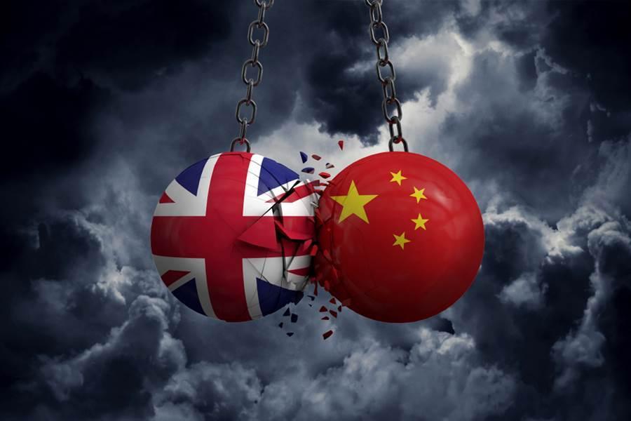 大陸暫時中止了上海和倫敦證交所之間計劃中的跨境上市規劃。(示意圖/達志影像)
