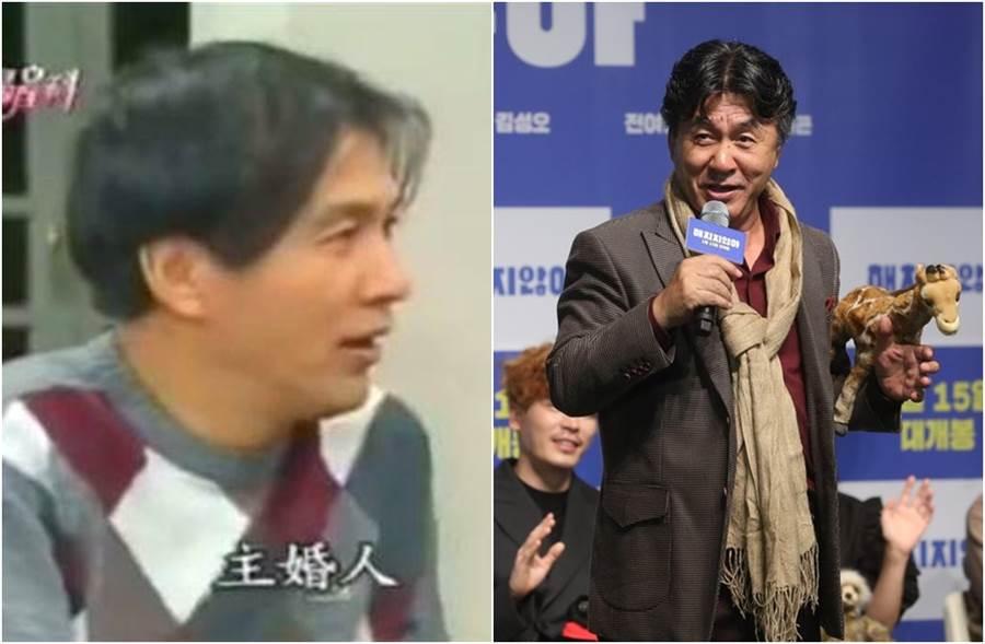 66歲朴英奎宣布結第4次婚。(圖/翻攝自Youtube、韓網)