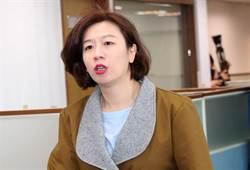 蔡陣營發言人林靜儀:支持統一是叛國行為