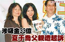 《翻爆午間精選》涉吸金33億 夏于喬父親遭起訴