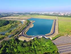 水利署擬美化嘉義公館滯洪池周遭 營造優良親水空間