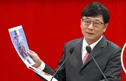 趙正宇諷電線桿上幫忙打廣告 陳學聖反控選舉通知夾傳單
