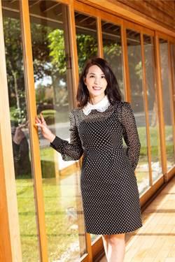 藍心瑩將升任綠舞國際觀光飯店董事長 期望今年業績成長八成
