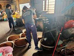 胡麻減產 台南「麻油間」榨油量受影響