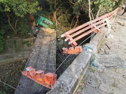 台中南屯貨車拖板車相撞 一男一女當場死亡