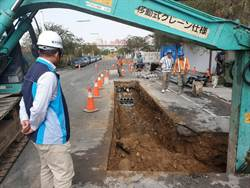 為確保選舉及春節交通順暢 中市特定時間道路禁挖
