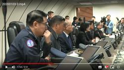 蔡總統視導 參謀總長辦公室與衡山指揮所首入鏡