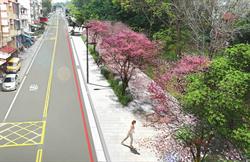 彰化市人本城城區3.5億元工程標出 1年陣痛期等待漫遊城市