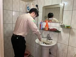 新北200替代役歲末關懷長者 協助居家大掃除過好年
