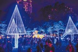 台灣燈會炫 參觀人次破百萬