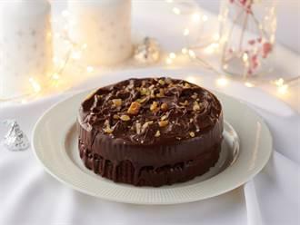 全聯巧克力甜點加碼紅絲絨 紅吱吱一路賣到春節