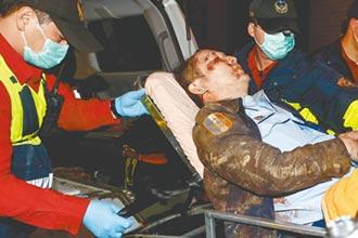 黑鷹失事8死5生還 沈一鳴殉職