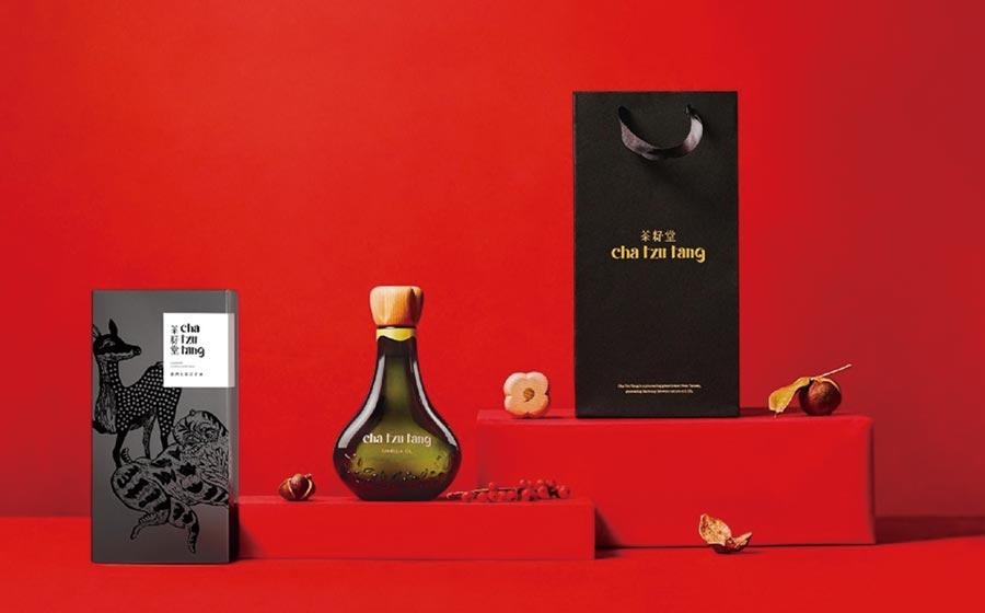 2020茶籽堂臺灣籽苦茶油,年度限量993瓶,即日起正式推上市。圖/茶籽堂提供