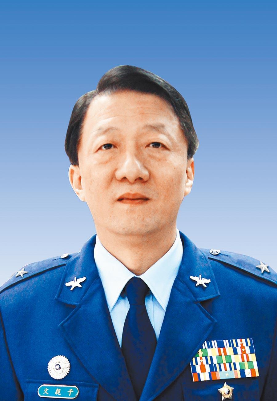 政戰局副局長于親文少將。(國防部提供)
