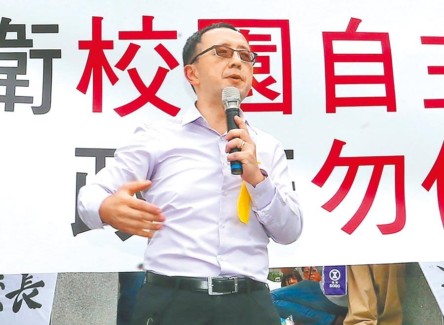 台大政治系教授蘇宏達。(本報系資料照片)