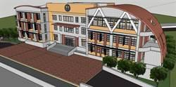 西湖鄉公所興建綜合辦公大樓 預計2021年中旬完工