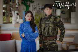 《愛的迫降》北韓大尉愛上財閥公主像在看《太陽的後裔》