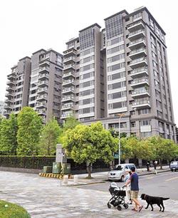 台北億元老豪宅 交易占比倍增