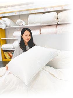 改善睡眠品質 從挑選對的枕頭開始