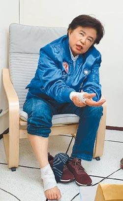 台中第五選區 沈智慧穿壞8雙鞋 莊競程抽空打空戰