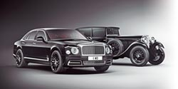 BENTLEY Mulsanne W. O. Edition by Mulliner 實現完美夢想