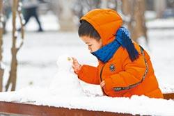 降水量大減 北京得了貧雪症