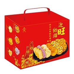 旺旺年節禮盒 大人小孩都愛吃