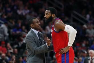 NBA》活塞拋售籃板王 多隊積極爭搶