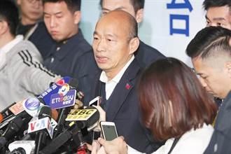 林靜儀叛國論 韓批民進黨不了解國際、兩岸狀態捏把冷汗