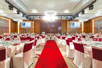 台中日月千禧酒店 多元圍爐宴迎鼠年