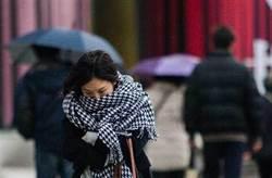 今晨低溫10度2地區有雨 吳德榮曝下波最冷時間