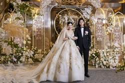 《康熙》製作人B2喜辦婚禮曝嫩妻懷孕6個月 棒棒堂睽違10年公開合體