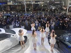 台北車展吸金逾30億 福特、VOLVO最豐收