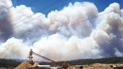 野火燒出健康危機