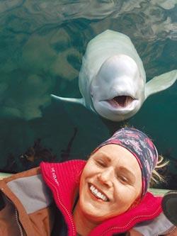 海豚找水雷 普丁鯨懂人話