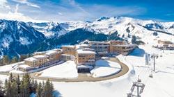 Club Med法國薩莫安斯 親子滑雪度假仙境